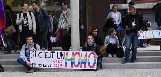 Soutien des jeunes pour la communauté LGBT de Tchéchénie