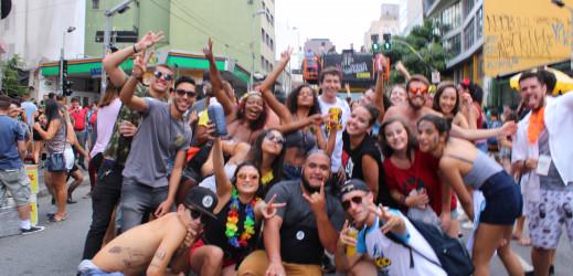 São Paulo : Le temps du carnaval